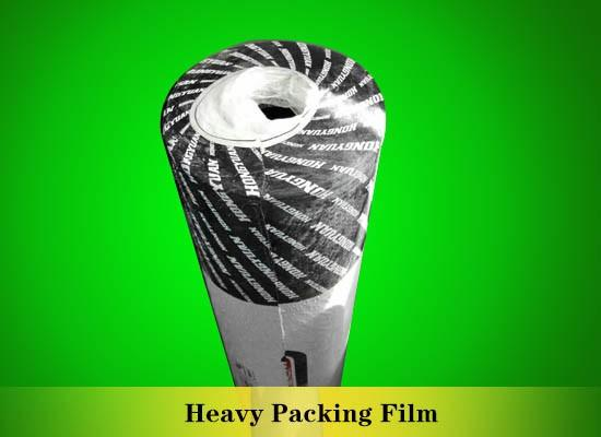 Heavy Packing Film